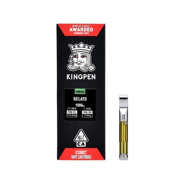 710 Kingpen Cartridges for sale UK
