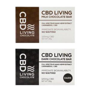 Buy CBD Living Chocolate Bars UK