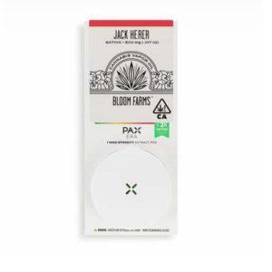 Buy Jack Herer Pax Vape Pod UK
