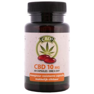 Buy Jacob Hooy CBD Capsules UK