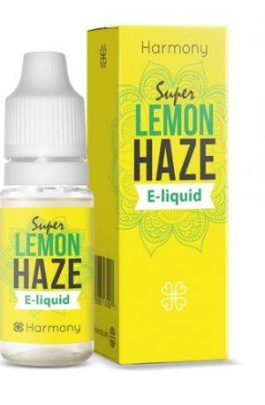 Buy Lemon Haze E-liquid 600mg CBD UK