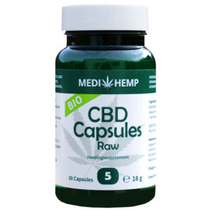 Buy Medihemp CBD Capsules UK 5%