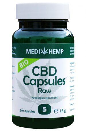 Buy Medihemp CBD Capsules UK 5%