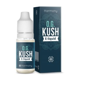 Buy O.G. Kush E-liquid 600mg CBD UK