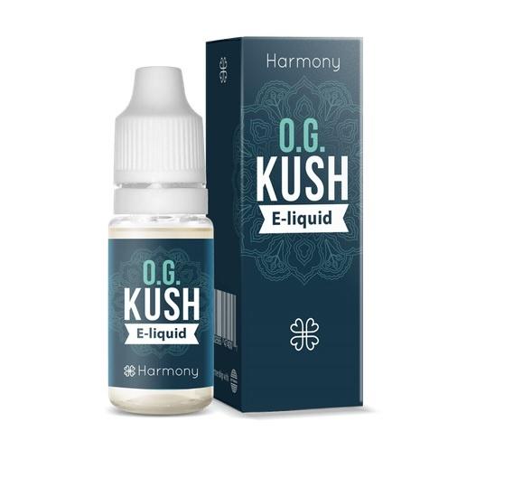 Buy O.G. Kush E-liquid 600mg CBD UK