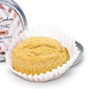 Buy Peanut Butter Cookie UK 200mg THC