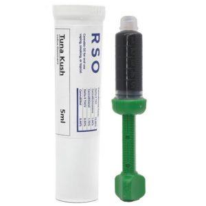 Buy RSO Tuna Kush Oil UK 5ml