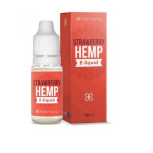 Buy Strawberry CBD E-liquid 600mg UK