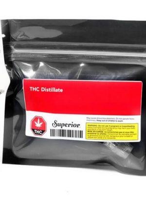 Buy THC Distillate Superior Extract UK