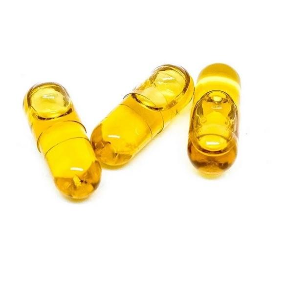 Buy THC Hemp Seed Oil Capsules UK 100mg