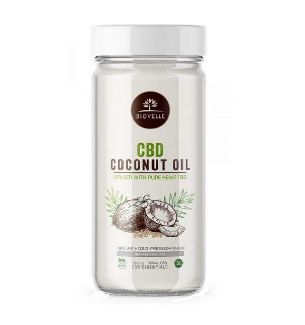 CBD Coconut Oil UK