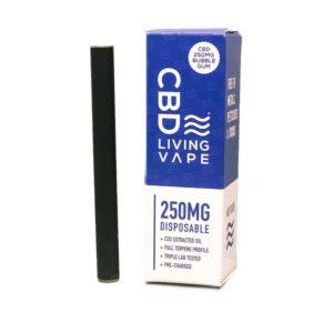 CBD Living 50% CBD Disposable Vape Set UK