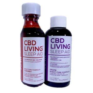 CBD Living Sleep Aid UK