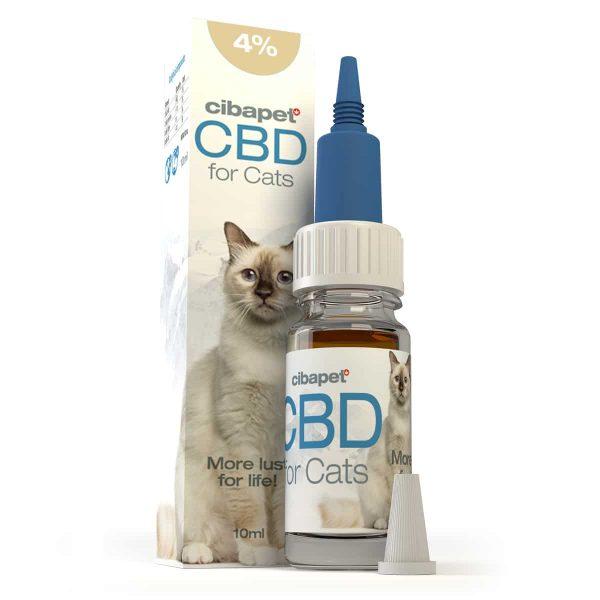Cibapet CBD oil 4% for cats UK (10ml)