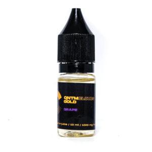 Clouds Gold THC Vape Liquid Grape UK