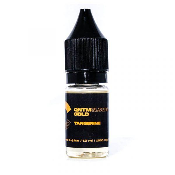 Clouds Gold THC Vape Liquid Tangerine UK