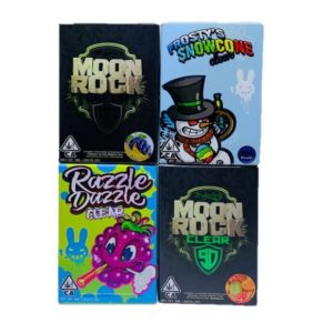 Dr. Zodiak's Vape Cartridges UK