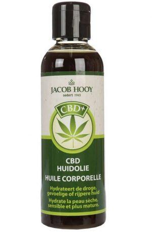 Jacob Hooy CBD Skin Oil UK