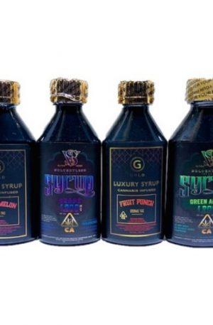 Luxury Syrup Cannabis Infused UK