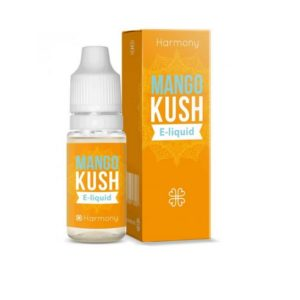 Mango Kush CBD E-liquid UK 600mg