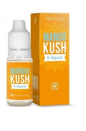 Mango Kush CBD E-liquid UK 600mg