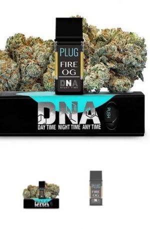 PLUGPlay DNA FireOG Vape 1G Cartridge UK