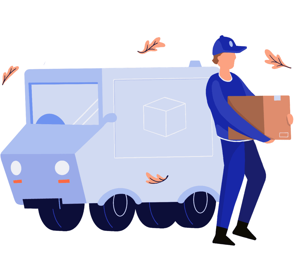 Receive your delivery