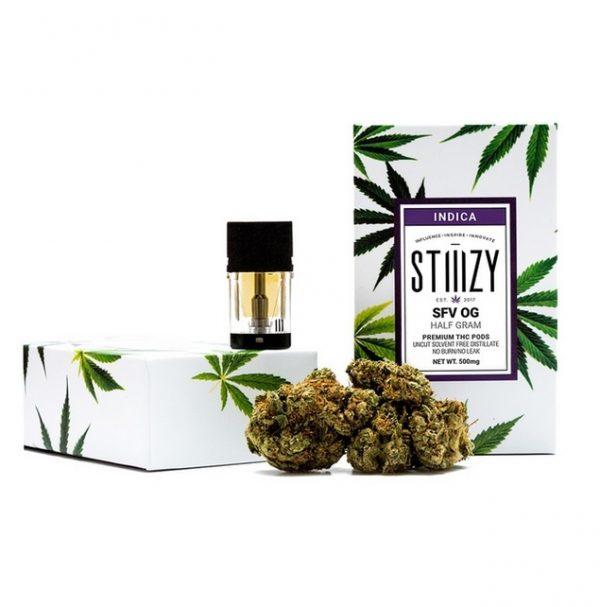 STIIIZY Premium THC Pods UK