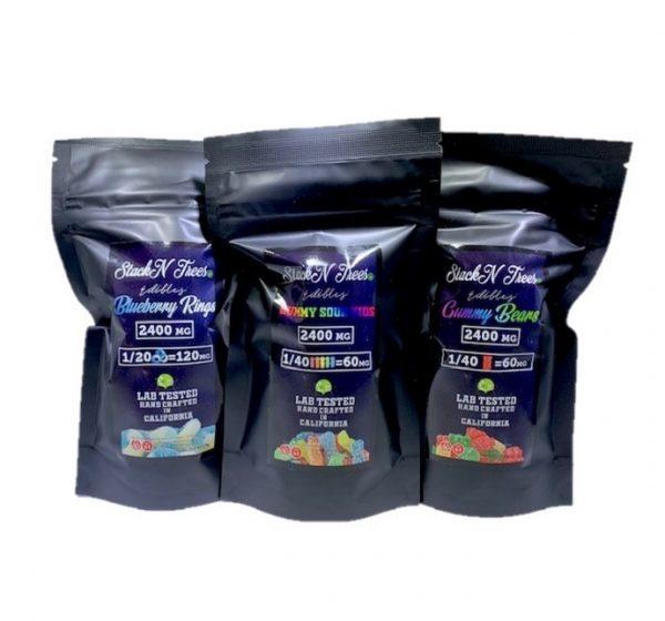 Stack N Trees Ultra Potent Gummies UK