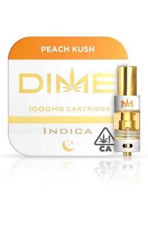 UK DIME Vape Cartridge 95% THC