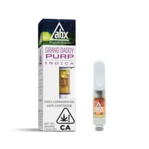 ABX Grand Daddy Purp Vape Cartridge UK