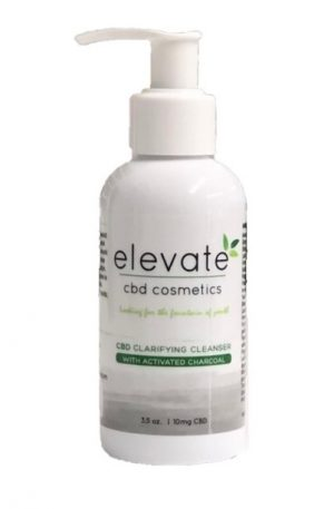 CBD Activated Charcoal Facial Wash UK