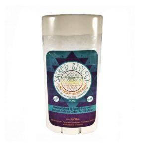 CBD Hemp Deodorant Sacred Biology UK