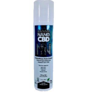 CBD Pain Cream Canna Nano 100mg UK