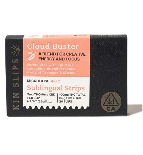 Cloud Buster Microdose UK