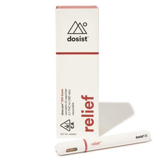 Dosist Relief Dose Vape Pen UK