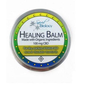 Healing Balm Sacred Biology UK