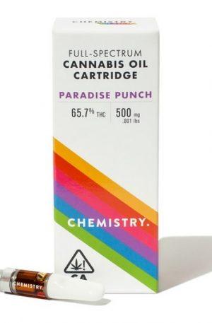 Paradise Punch Cannabis Oil Cartridge UK