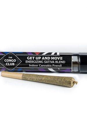 Sativa Blend Pre-Rolled Blunt UK