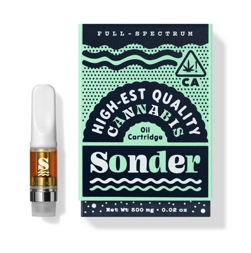 Sonder Do Si Dos Vape Oil Cartridge UK