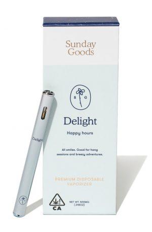 Sunday Goods Delight Vaporizer Pen UK