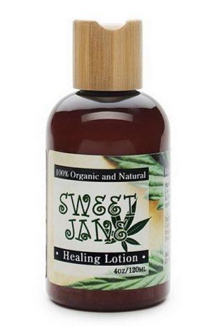 Sweet Jane CBD Healing Lotion UK