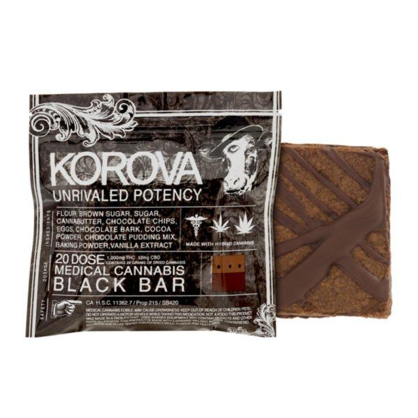 Black Bar Brownie UK - 1000mg