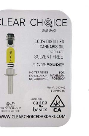 Buy 100% Distilled Cannabis Oil UK