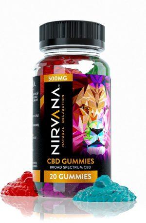 Buy CBD Gummies - 500mg UK