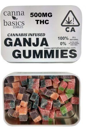 Buy GANJA GUMMIES 500MG UK