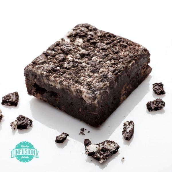 Cookies N Cream Brownie 100mg UK