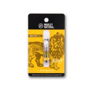 Marley Gold Sativa Cannabis Oil UK 0.5g