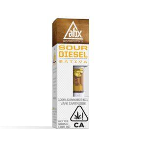 Sour Diesel Full Spectrum Cartridge UK 500mg