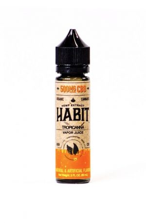 UK CBD Vape Liquid 500mg (Nicotine-Free)